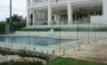 Fencing Companies Frameless glass