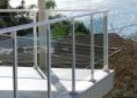 Glass balustrading Landscape Supplies and Fencing
