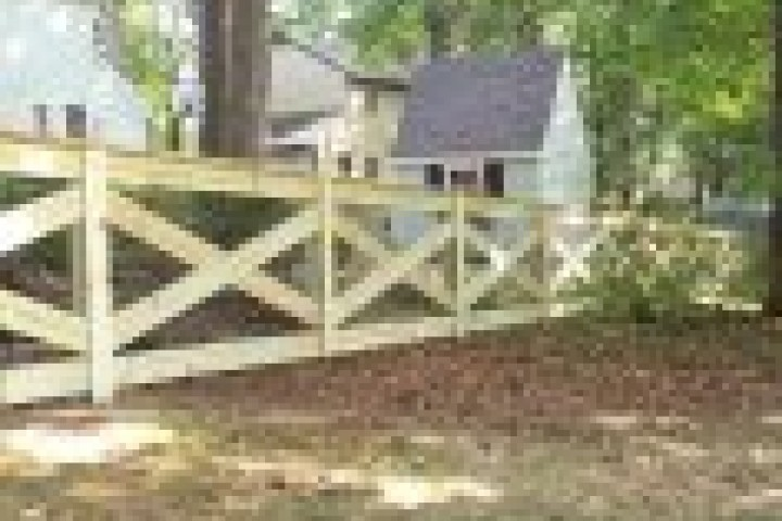 Landscape Supplies and Fencing Rail fencing 720 480
