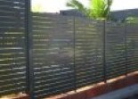 Slat fencing Landscape Supplies and Fencing
