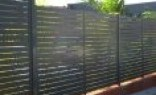 Landscape Supplies and Fencing Slat fencing