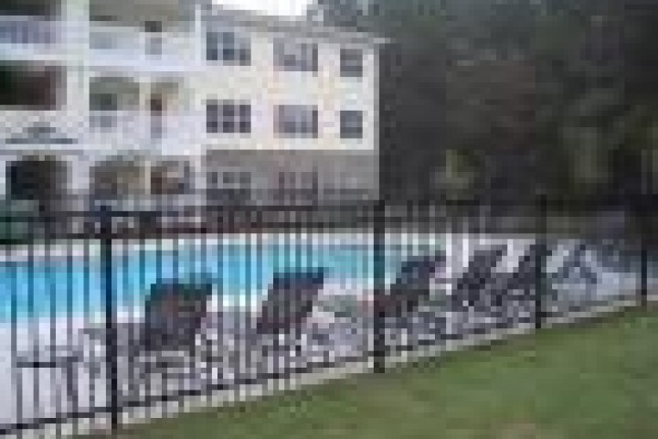 Landscape Supplies and Fencing Steel fencing 720 480