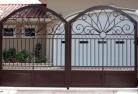 Abbotsford NSW Wrought iron fencing 2